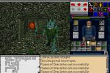The Legacy: Realm of Terror DOS Firing some spells towards a pair of sea demons