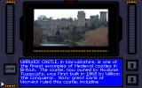 Eagle Eye Mysteries in London DOS Info about Warwick Castle