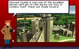Eagle Eye Mysteries in London DOS Warwick Castle