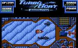 Turbo Boat Simulator Commodore 64 A dead end! Quick, turn around!