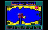 Turbo Boat Simulator Amstrad CPC Oops, I crashed...