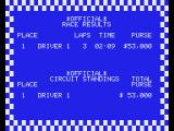 Pitstop ColecoVision Official race results