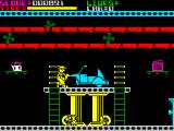 Automania ZX Spectrum The assembly room
