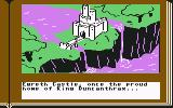 ZorkQuest: Assault on Egreth Castle Commodore 64 Egreth Castle, once the proud home of King Duncathrax...