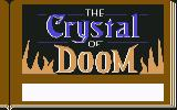 ZorkQuest: The Crystal of Doom Commodore 64 Title screen part 2