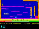 Manic Miner ZX Spectrum The Cold Room