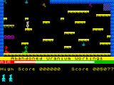 Manic Miner ZX Spectrum Abandoned Uranium Workings