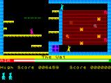 Manic Miner ZX Spectrum The Vat