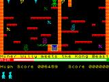 Manic Miner ZX Spectrum Miner Willy meets the Kong Beast