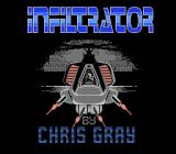Infiltrator II NES Title screen