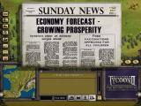 Railroad Tycoon II: The Second Century Windows Morning news, Sir!