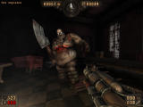Painkiller: Battle Out of Hell Windows Ugly guy with a cleaver.