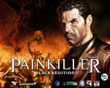 Painkiller: Black - Limited Edition DVD Windows Title Screen.
