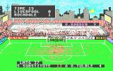 Football Director Atari ST This match isn't going well