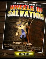 Dr Carter and the Wheels of Salvation Windows Title screen