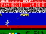Daley Thompson's Decathlon ZX Spectrum Shot-put