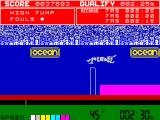Daley Thompson's Decathlon ZX Spectrum High jump