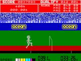 Daley Thompson's Decathlon ZX Spectrum 400 meters