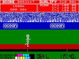 Daley Thompson's Decathlon ZX Spectrum 1500 meters