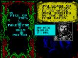Sláine, the Celtic Barbarian ZX Spectrum Trying to move