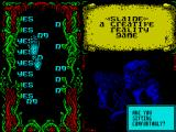 Sláine, the Celtic Barbarian ZX Spectrum Try to select a Yes