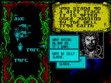 Sláine, the Celtic Barbarian ZX Spectrum Another location