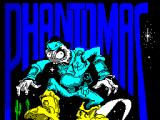 Phantomas ZX Spectrum Loading title