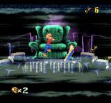 The Pagemaster SNES Scary, and rather large CHAIRS!