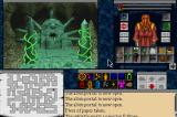 The Legacy: Realm of Terror DOS One of many spooky and strange locations... note the squid mask I'm wearing!
