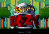 The Fantastic Adventures of Dizzy DOS Title screen