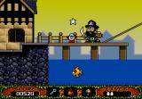 The Fantastic Adventures of Dizzy DOS Meet Blackheart the Pirate
