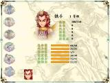 Si Da Ming Bu Windows Character information