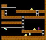 Lode Runner NES Grab all the gold to finish each level.