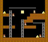 Lode Runner NES Level edit mode