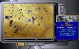 Secret Weapons of the Luftwaffe DOS P47 - In-Mission Map