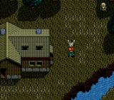 Lunar: The Silver Star SEGA CD Alex's home village