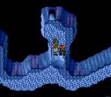 Lunar: The Silver Star SEGA CD Icy cave. I wonder how to push that boulder...