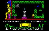 Abu Simbel Profanation Amstrad CPC The beginning location