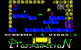 Abu Simbel Profanation Amstrad CPC Watch out for snakes!