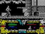 After the War ZX Spectrum Game start