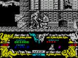 After the War ZX Spectrum Combat