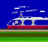 Challenger NES Scene 1 - Stop the Express!