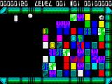 Krakout ZX Spectrum Ready to return the ball