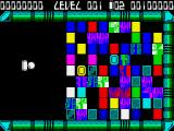 Krakout ZX Spectrum Game start