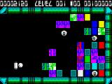 Krakout ZX Spectrum Try to avoid those monsters