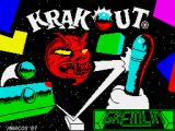 Krakout ZX Spectrum What do you think that blue pole is?