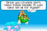 DK: King of Swing Game Boy Advance Introduction frame – As usual, King K. Rool executes other of his many evil plans in DK Island...
