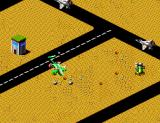 Desert Strike: Return to the Gulf SEGA Master System Enemy airfield