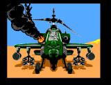 Desert Strike: Return to the Gulf SEGA Master System Game Over