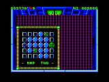 Smash T.V. Amstrad CPC Map Two